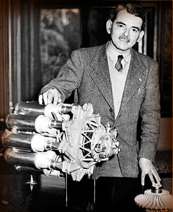 Frank Whittle - Aerospace and Defense