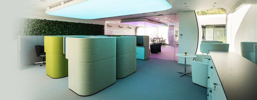 The 3D Printed Office of the Future