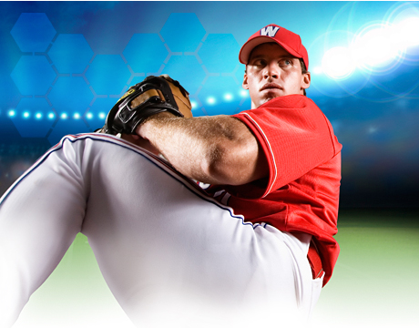 Padded Cap May Protect Baseball Pitchers