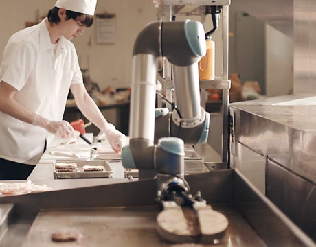 Robots in the Kitchen and at the Table - ASME