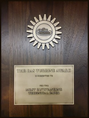 Gas Turbine Award