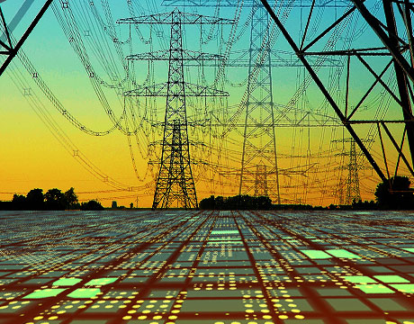 An Energy Grid with  a Mind of Its Own thumbnail image
