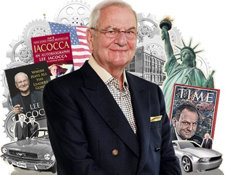 Image result for photo of lee iacocca