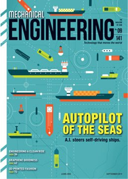Mechanical Engineering Magazine | Download ME® Magazine