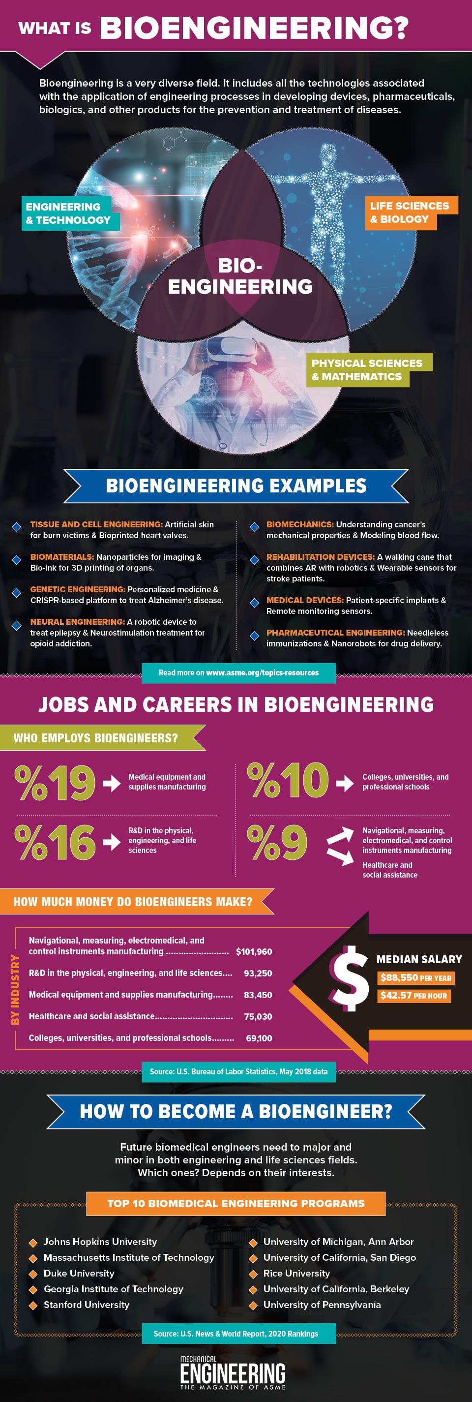 What Is Bioengineering?