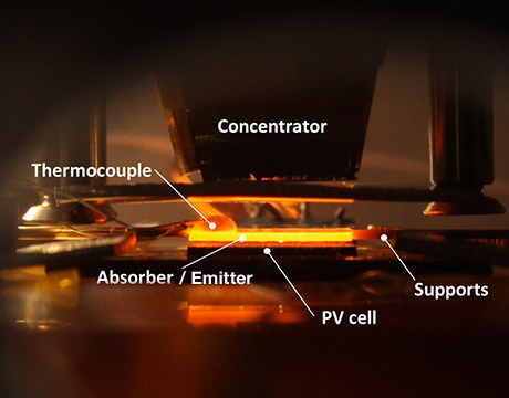 Making Solar Panels More Efficient