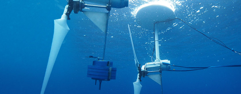 Exploiting the Deep Ocean Current