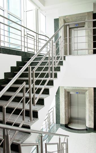 Elevator Consultants Help Save Energy