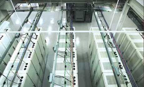 Energy Efficient Cooling Server Room - ASME