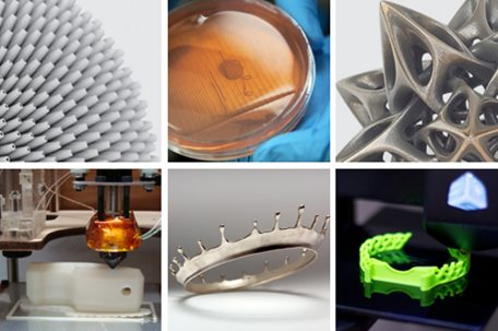 3D Printing Takes Off - Design