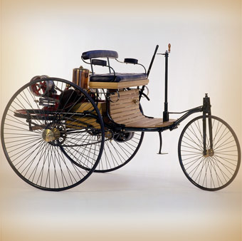 Karl Benz - Automotive