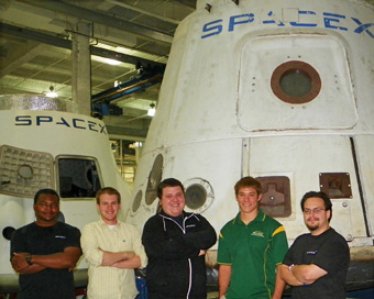 spacex employees working - photo #9