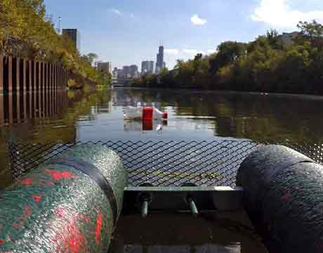 Remote Robot Cleans Trash from Water - ASME