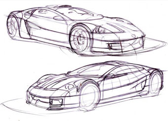 Asme Automotive Design Article Jeff Teague Automotive Designer Asme