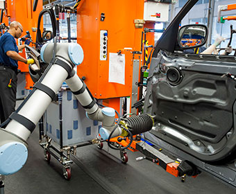 Robotic Co-Workers Do the Heavy Lifting - ASME