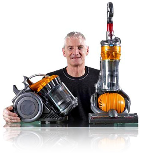 Entrepreneurship - The Man Behind the Vacuum Cleaner