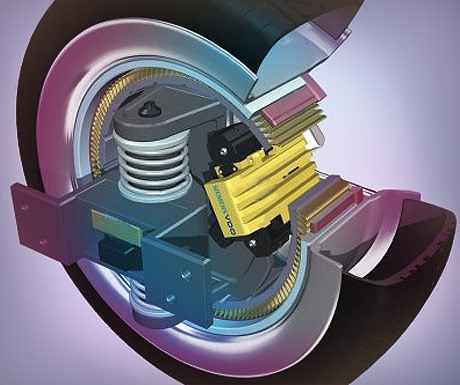 Inwheel Electric Motors Gain Traction Again Asme