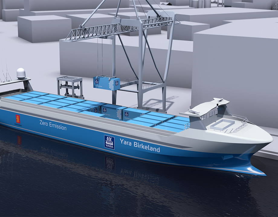 Sailing Toward Autonomy: Future of Self-Driving Cargo Ships - ASME