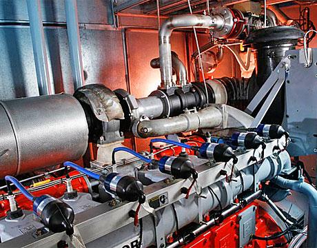 Газа в дизельный двигатель