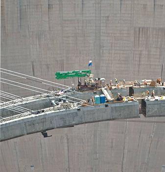 Hoover Dam Bridge Top 10 Engineering Facts - ASME