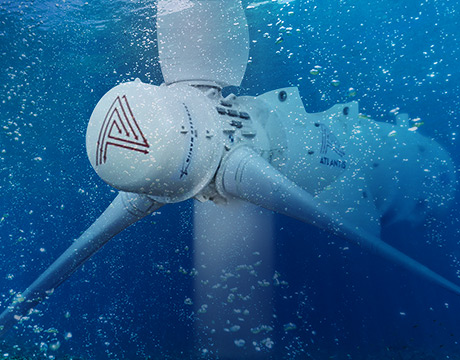 Introducing the World's Most Powerful Tidal Turbine - ASME
