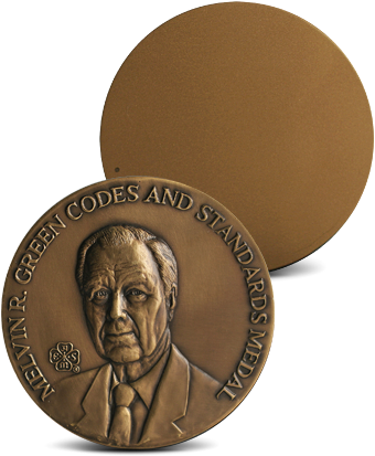 The Melvin R. Green Codes and Standards Medal