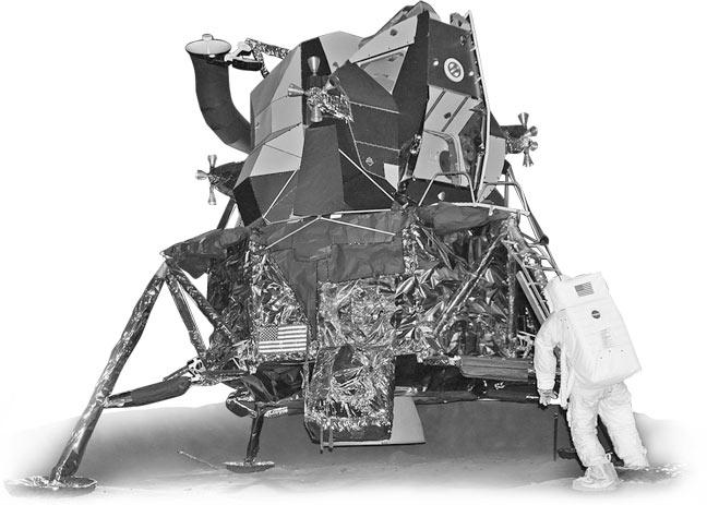 apollo lunar module design - photo #37