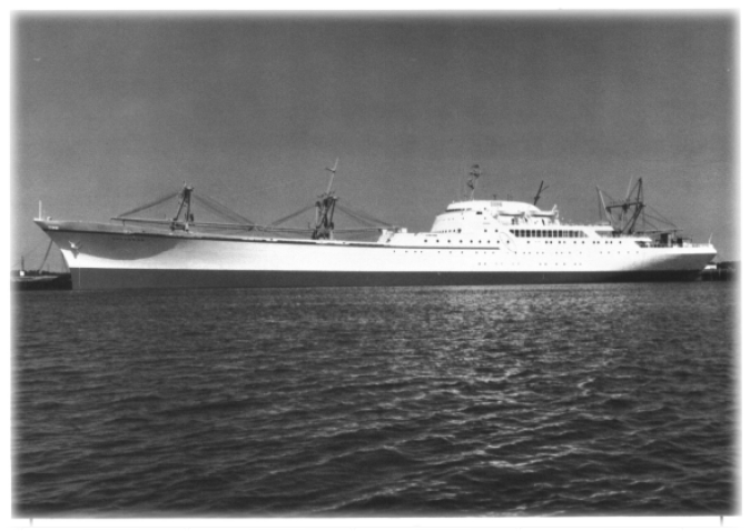 NS Savannah (1962)**