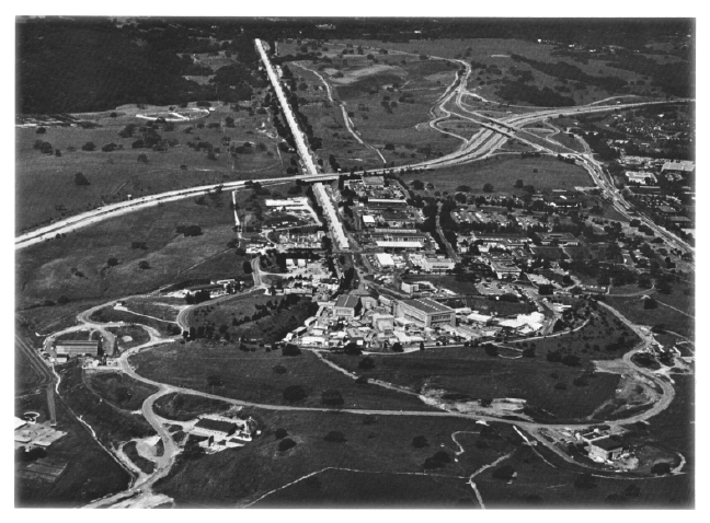 Stanford Linear Accelerator Center (1962)
