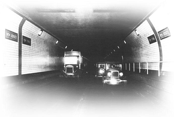 Holland Tunnel Ventilation System - ASME