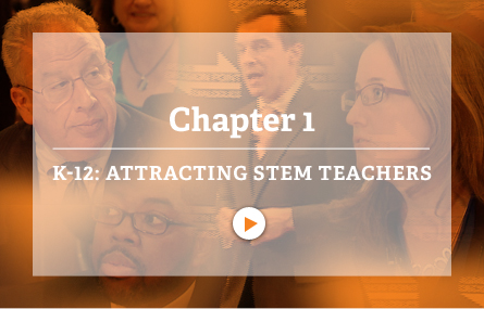 Chapter 1 - K-12: Attracting STEM Teachers